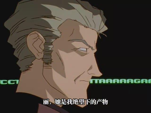 绫波是冬月绝望下的产物