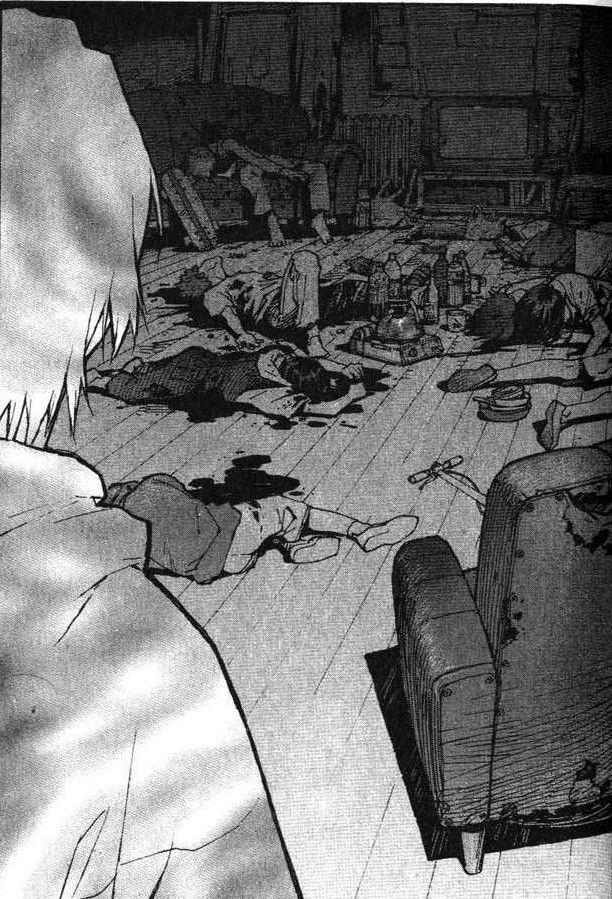 因加持的过错,弟弟和伙伴都被杀害。