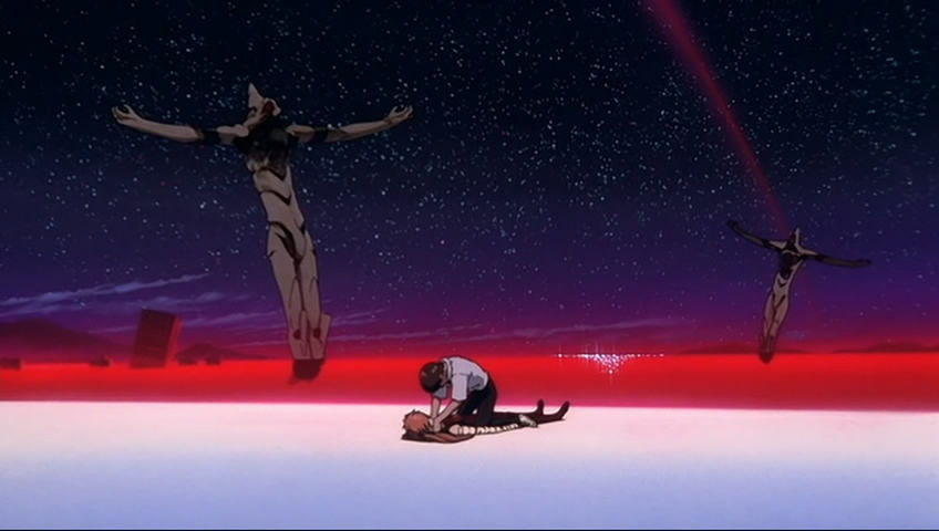 《The End Of Evangelion》截图