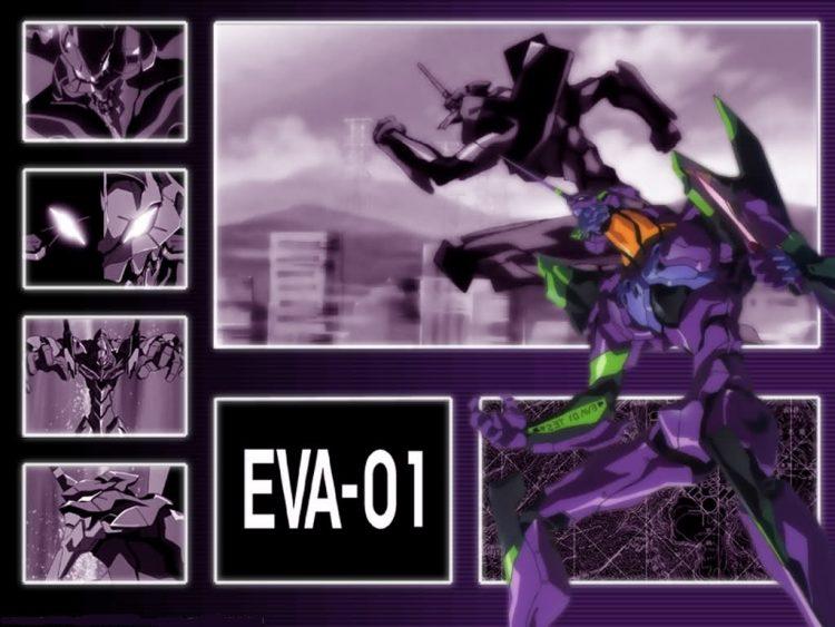 机体介绍——EVA初号机