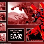 机体介绍——EVA贰号机