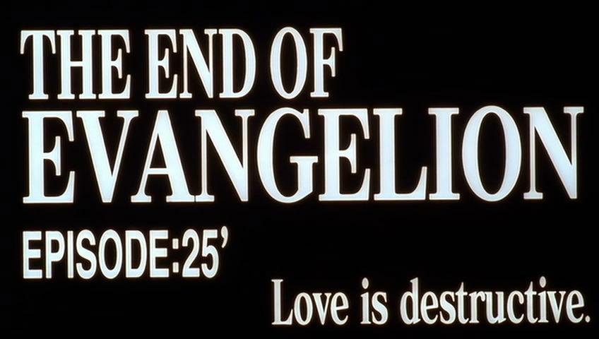 剧情介绍——剧场版《The End Of Evangelion》