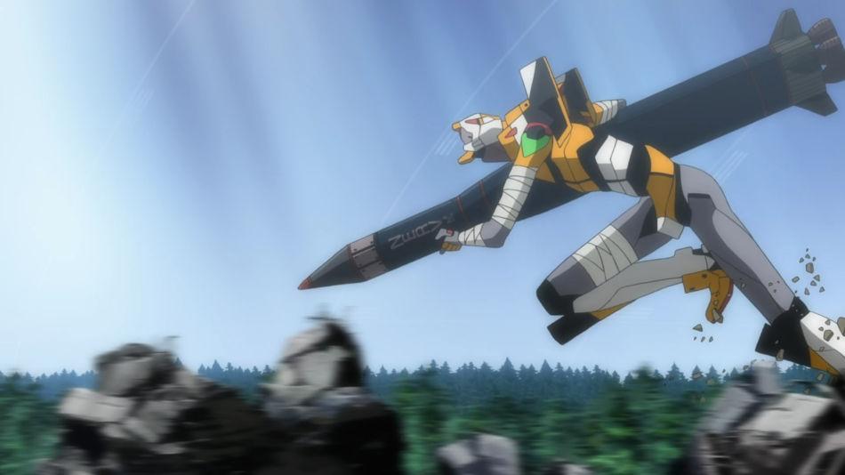 EVA武器介绍——N2爆雷